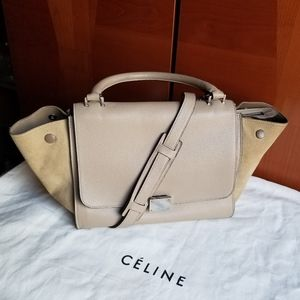 Celine Trapeze Shoulder Purse